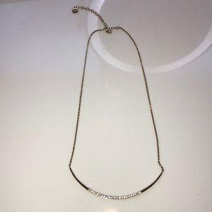 Gold Stella & Dot necklace
